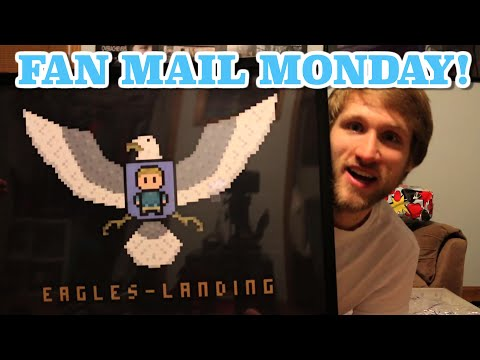 FAN MAIL MONDAY #26 -- THE HALF-WAY MARK!