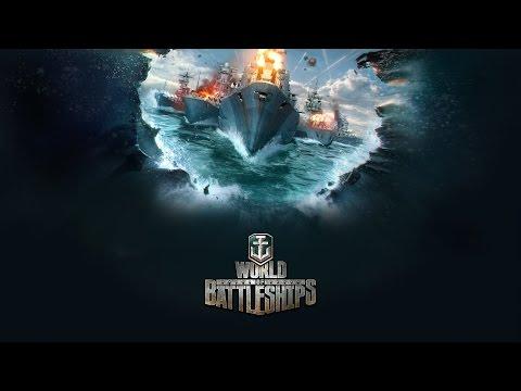 World of Warships #Trailer[HD]