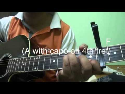 Aaj phir tum pe Hate Story 2 Guitar Chords