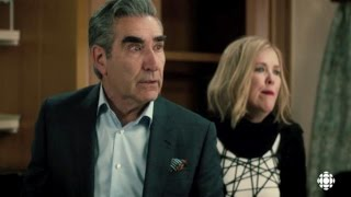 "Can ""Schitt's Creek"" make it in a crowded TV universe?"