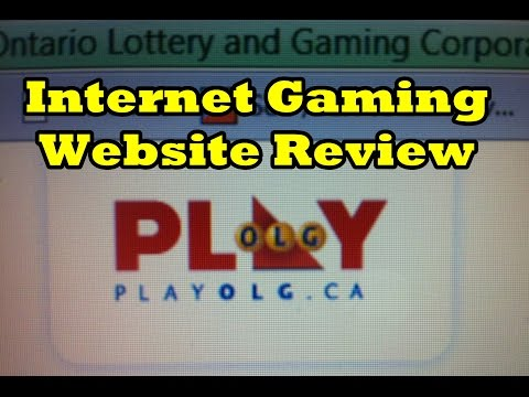 PLAYOLG.CA internet gambling website review!