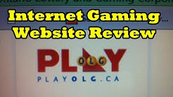 PLAYOLG.CA internet gambling website review!
