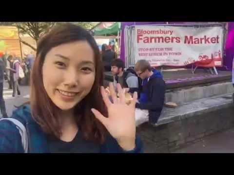 #2 Farmers Market in London | 農夫市場在倫敦