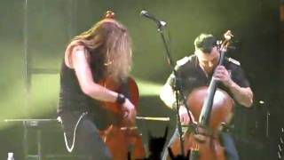 Apocalyptica - Enter Sandman - Live in Kiev 2010