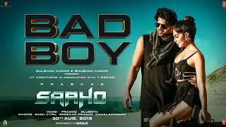 Saaho: Bad Boy Song | Prabhas, Jacqueline Fernandez | Badshah, Neeti Mohan .......