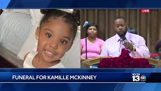 "Celebration of Life for Kamille ""Cupcake"" McKinney"