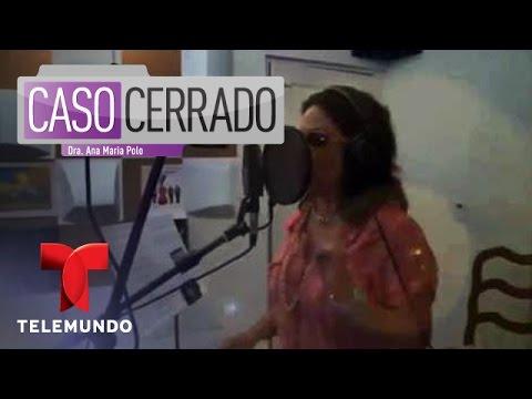 Caso Cerrado | La Dra. Polo canta para ti el tema de Caso Cerrado | Telemundo