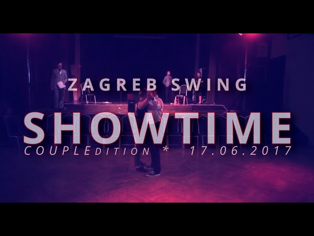 ZAGREB Swing SHOWTIME 2017 [Dado&Daria]