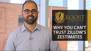 Lake Norman Real Estate Agent: Why you can't trust Zillow's Zestimates