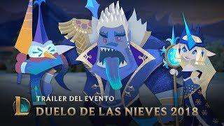 Víspera del Duelo de las Nieves | Tráiler del evento Duelo de las Nieves 2018 de League of Legends