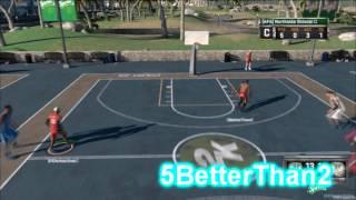 NBA 2K15 PC Dunk Contest MYPARK