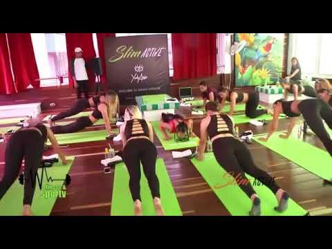 Hablemos un poco de Yoga / Sponsor oficial Slim Active