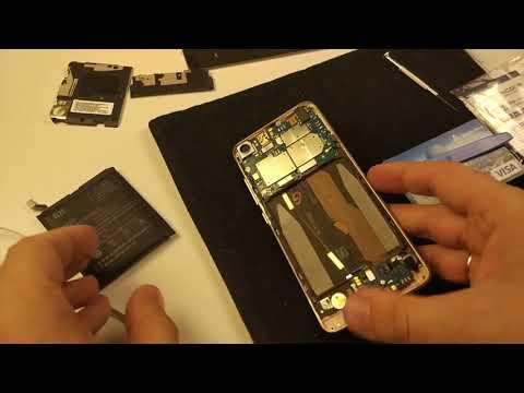 Замена аккумулятора Xiaomi Mi5 на более мощный (3750 MAh)