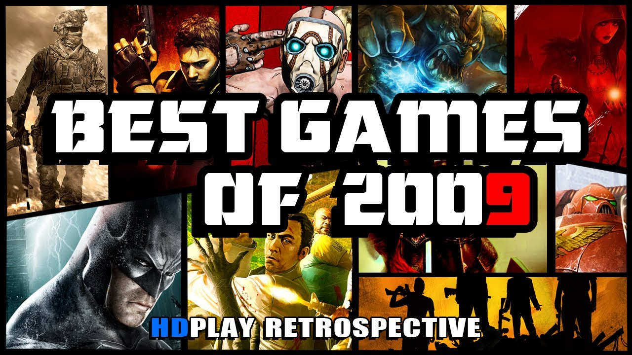 best games of 2009