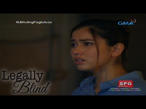 Legally Blind:  Charie discovers the truth
