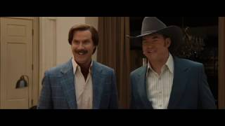 Anchorman 2 Extended and Deleted scenes