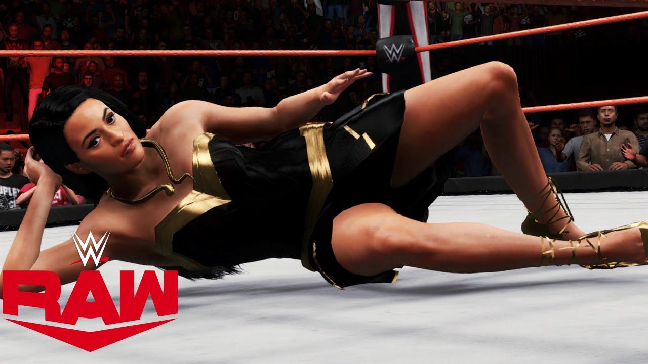 2014/2015: Lana 1st WWE Theme Song - Внимание! (Attention