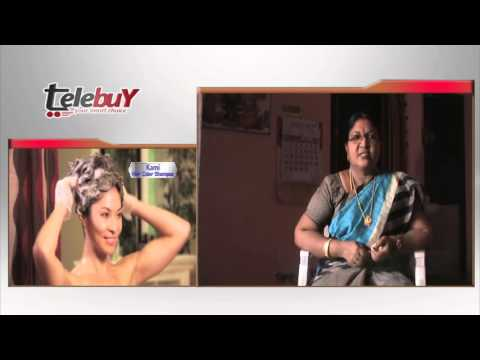 Kami Black Hair Dye Shampoo Testimonial By  Revathi