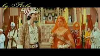 Jodhaa Akbar - love story