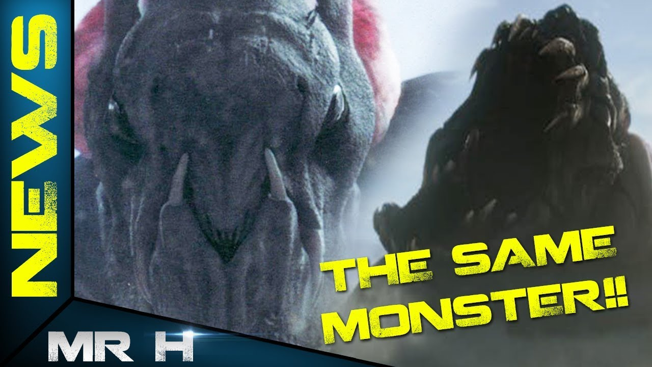 Cloverfield Monster IS THE SAME From Cloverfield Paradox - YouTube