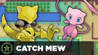 Pokémon Red & Blue - Catch Mew!