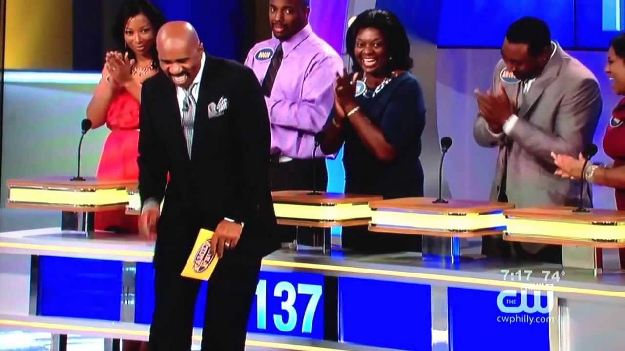 Family Feud With Steve Harvey: Most Awkward, Funny Clips | Time