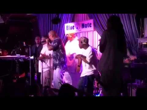 Brand Nubian Performs The Hits With A Live Band