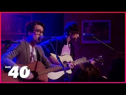 Panic! At The Disco - Nine In The Afternoon | Take 40 Live