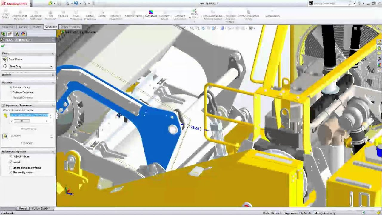 Large assemblies made easy