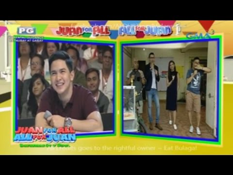 Eat Bulaga Sugod Bahay October 14 2016 Full Episode #ALDUBAbangan