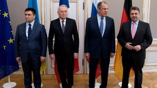 هدنة في شرق أوكرانيا اعتبارا من الاثنين بين الانفصاليين والجيش الأوكراني