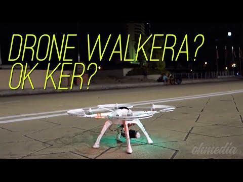 Bermain Walkera QRX350 Pro Di Dataran Merdeka