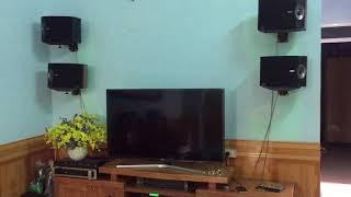 Cải thiện bộ dàn karaoke để nghe nhạc khi ghép máy nén DBX 266XL với Lọc xì DBX EQ231 ( 0943.687.690