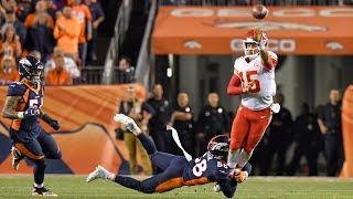 2018 Chiefs vs. Broncos: MAHOMES MAGIC AT MILE HIGH
