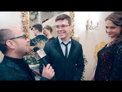 Подставное интервью на свадьбе