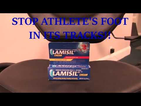 Lamisil AT For Women – Fitness (2017)