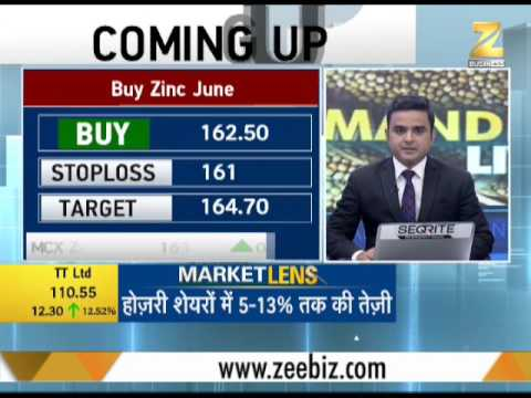 Buy Nickel, Copper, Zinc, Lead for profit in intraday| कमाई के लिए Nickel, Copper, Zinc, Lead ख़रीदे