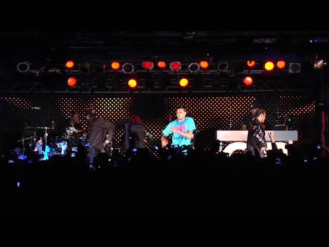Chris Brown - Forever - Audience Appreciation Tour