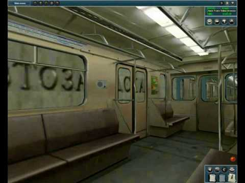 Trainz - Real Moscow Metro Line