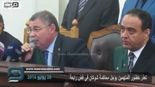 فيديو| مصدر أمني: استعدادات 30 يونيو وراء تأجيل محاكمة شوكان وبديع