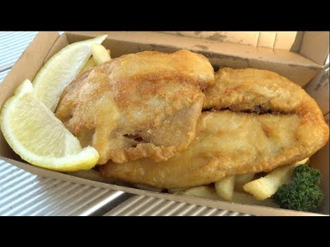 Scales Fish And Chips Shop Review - Tweed Heads