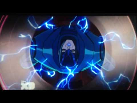 Black bolt power