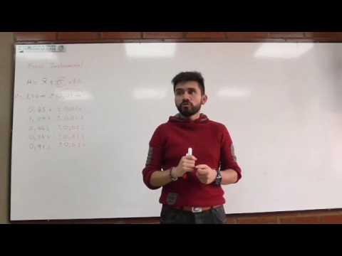 Clase 4  Teoría de errores (Introducción)  1/4
