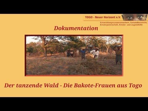 Der tanzende Wald - Die Bakote-Frauen aus Togo [Dokumentation]