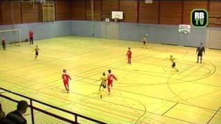 Hallenfussball - iSOTEC-U10 Hallencup 2009