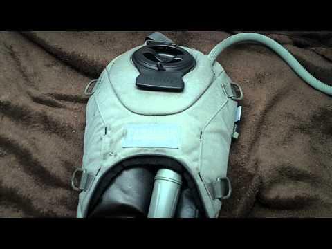Camelbak Beast 6L w/ MSR Inline Filter