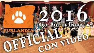 Furlandia 1850: Age of Industry OFFICIAL Con Video!