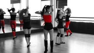 СТРИП-ПЛАСТИКА / STRIP-DANCE CHOREOGRAPHY SARAH CONNOR - UNDER MY SKIN