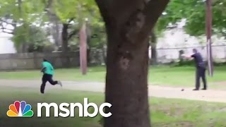 Deadly SC Cop Shooting Caught On Camera | msnbc