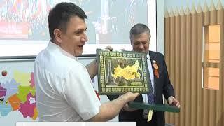 В Белгороде годовщине присвоения звания «Город воинской славы» посвятили патриотический урок